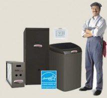 Lennox Air Conditioner Man